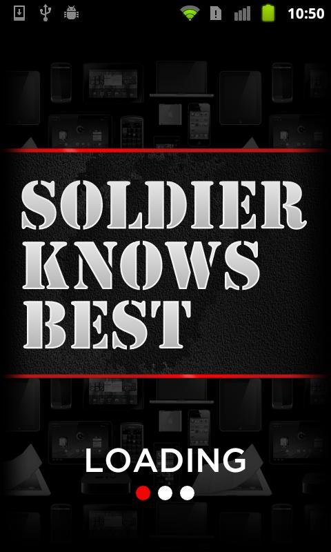 SoldierKnowsBest - screenshot