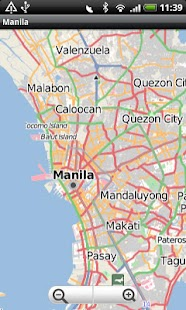 Manila Street Map- screenshot thumbnail