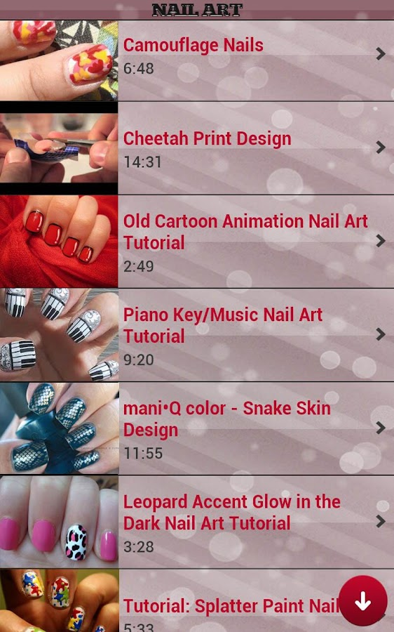 Nail Art - screenshot