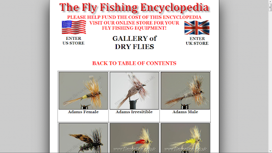 Fly Fishing Encyclopedia screenshot 9