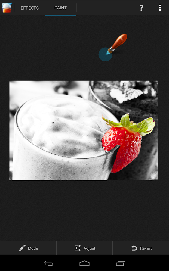Smoothie Photo Effects Lite- screenshot