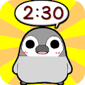 Pesoguin Clock Full -Penguin- icon