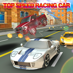 top speed racing car for PC and MAC