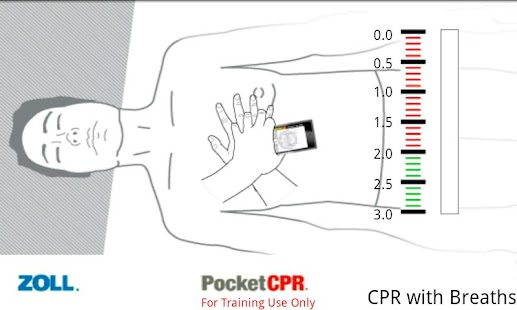 ZOLL PocketCPR- screenshot thumbnail