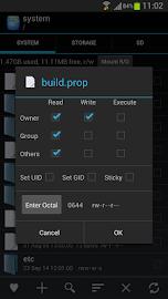 Root Explorer Screenshot 5