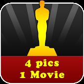 4 Pics 1 Movie! Film Quiz