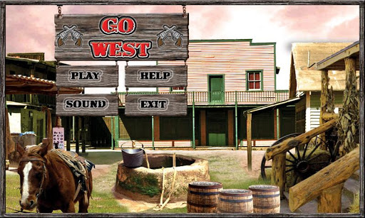 Go West - Free Hidden Objects