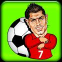 Ronaldo Gangnam Style Game icon