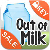 Out of Milk Pro Unlocker icon