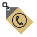 Qcktag - temporary contacts icon