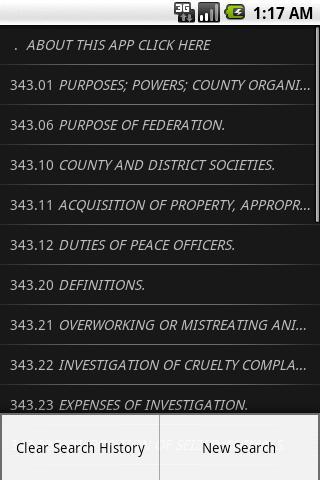 MNLaw - Animal Cruelty - Ch343- screenshot