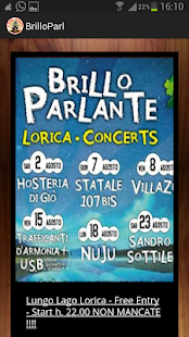 Il Brillo Parlante- miniatura screenshot