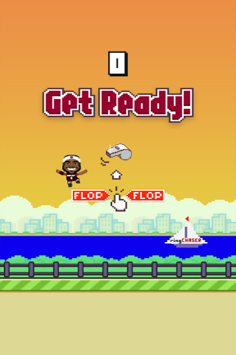 【免費體育競技App】FloppyBron-APP點子