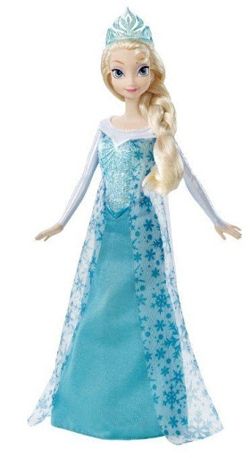 Ice Princess Doll Toys