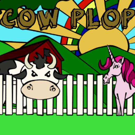 Cow Plop VS Alien Unicorn