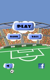 Juggle Soccer - screenshot thumbnail