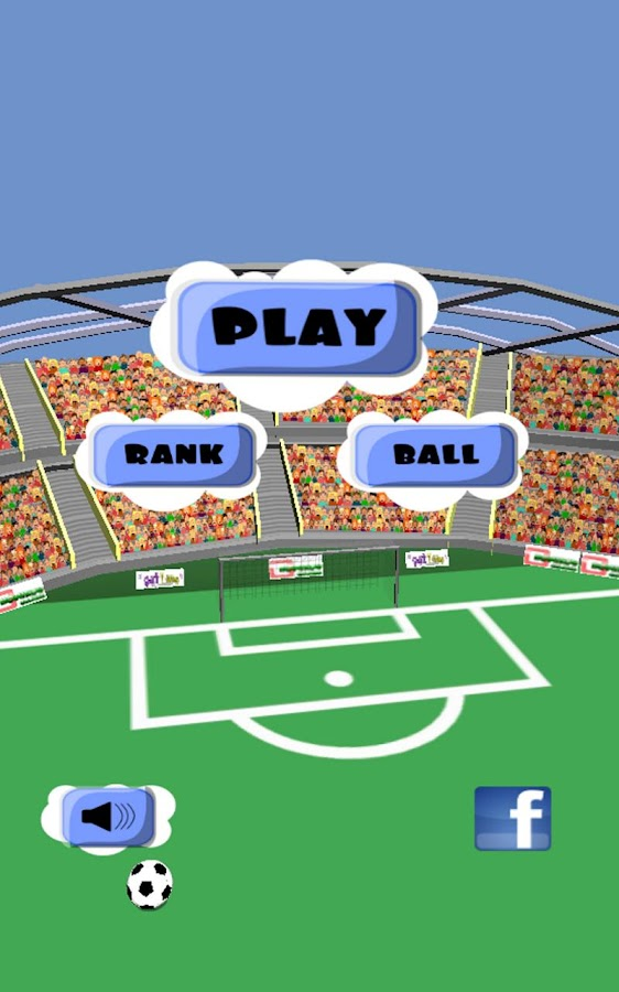Juggle Soccer - screenshot