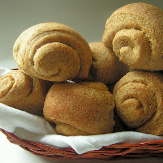 Lion House Wheat Rolls