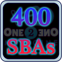 400 SBAs for MedStudents Lite logo