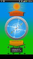 Screenshot of Compass Calibrator