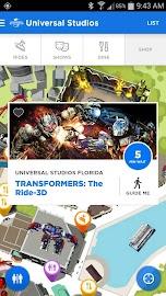 Universal Orlando® Resort App Screenshot 2