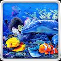 Sea World Live Wallpaper icon