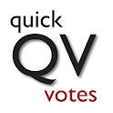 QuickVotes logo