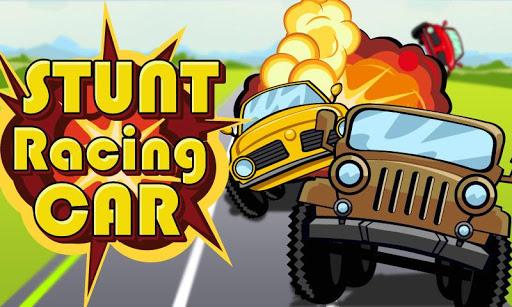 Stunt Racing Car