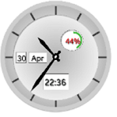 Analog Clock light Widget