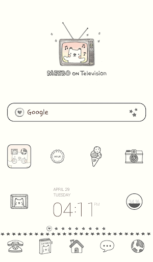 meebo on tv dodol theme
