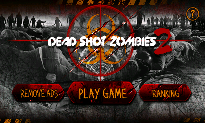 Dead Shot Zombies 2 - screenshot