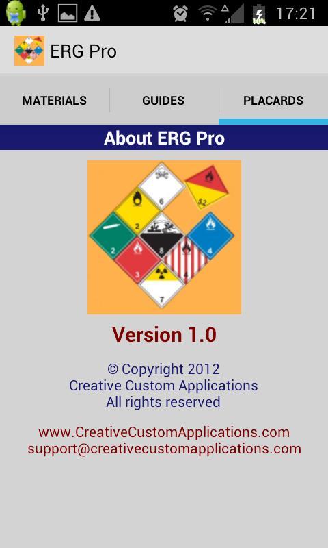 ERG Pro- screenshot