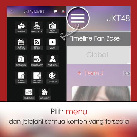JKT48 Lovers - screenshot