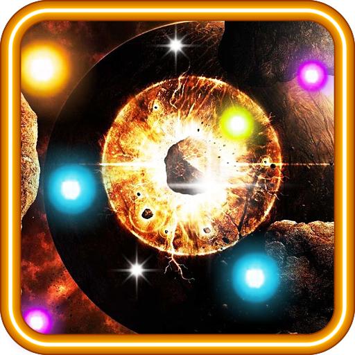 Galaxy Deep live wallpaper LOGO-APP點子