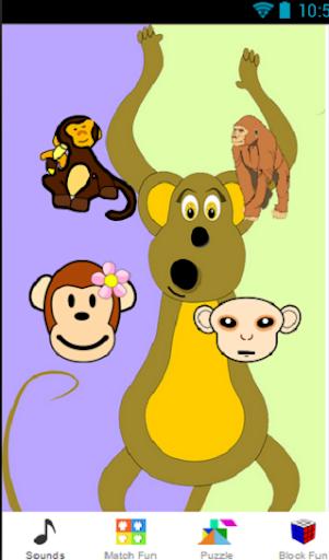 休閒必備免費app推薦|Monkey Games Kids線上免付費app下載|3C達人阿輝的APP