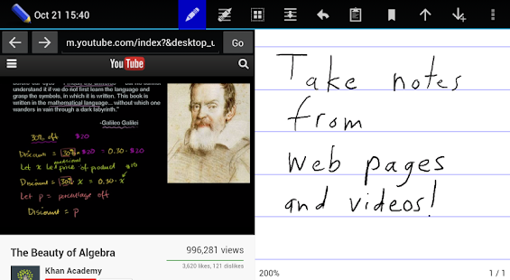 Best Handwriting App for Your Kindle Fire Tablet