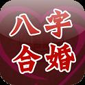 八字合婚-戀愛愛情八字配對,交友相親參考秘笈 icon
