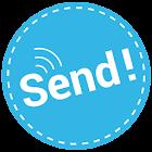 Send! Pro  File Transfer icon
