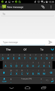 Adaptxt Legal Keyboard - screenshot thumbnail