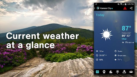 1Weather:Widget Forecast Radar Screenshot 25