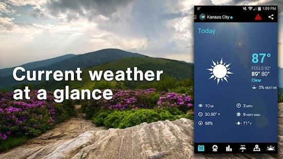 1Weather:Widget Forecast Radar Screenshot 26