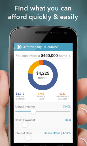 Mortgage Calculator Rates