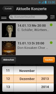 Kölner Philharmonie Screenshot 3
