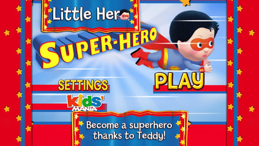 Super-Hero - Little Hero