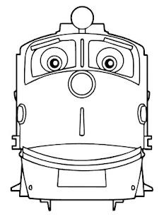 【免費教育App】Thomas And Train Coloring-APP點子