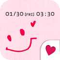 Cute wallpaper★pinky stitch icon