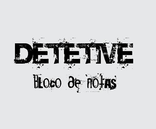 Detetive - Bloco de Notas