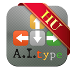 AItype Hungarian Predictionary