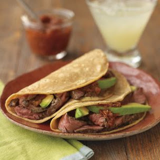 Grilled Steak Tacos (New Mexico Chili Powder)