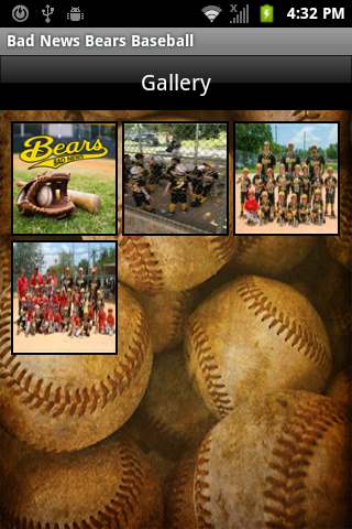 Bad News Bears Baseball - screenshot
